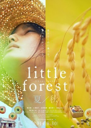 image of drama Little Forest Summer Autumn (2014) [JDRAMA]